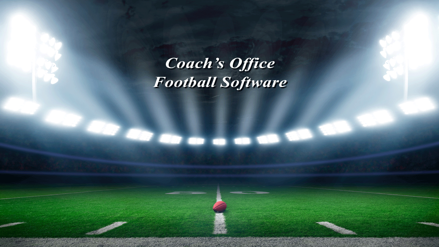 Home | Football Software – Download Free Trial | Coach\'s Office