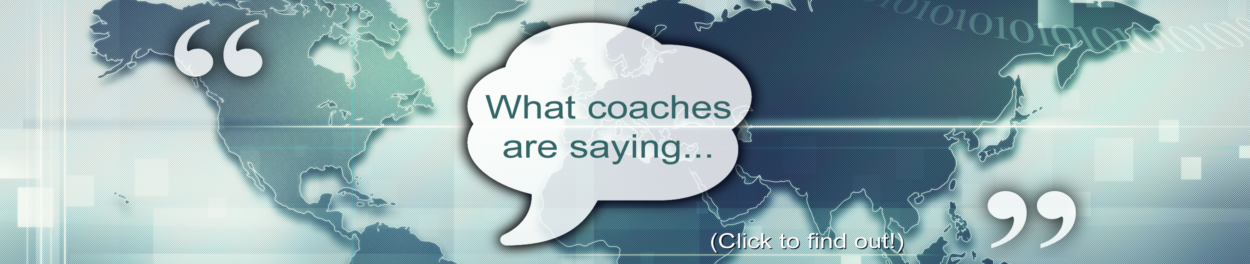What coaches are saying about football software.